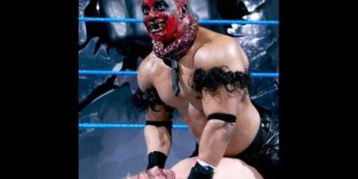 ¿Recuerdan que Boogeyman comía gusanos antes, durante y después de las peleas? Foto:WWE
