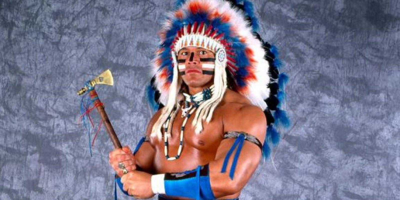 Tatanka Foto:WWE