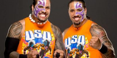 The Usos Foto: WWE