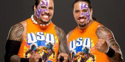 The Usos Foto:WWE