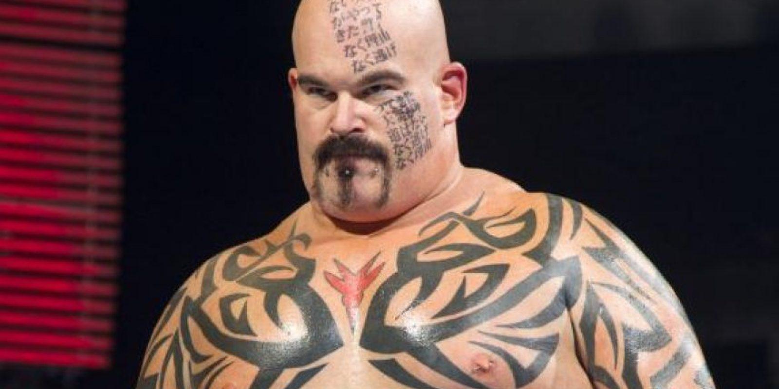 Tensai Foto:WWE