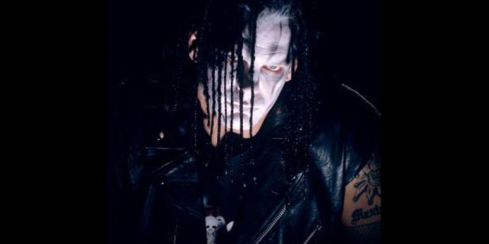 Utilizó diferentes diseños en su paso por la WCW Foto:WWE