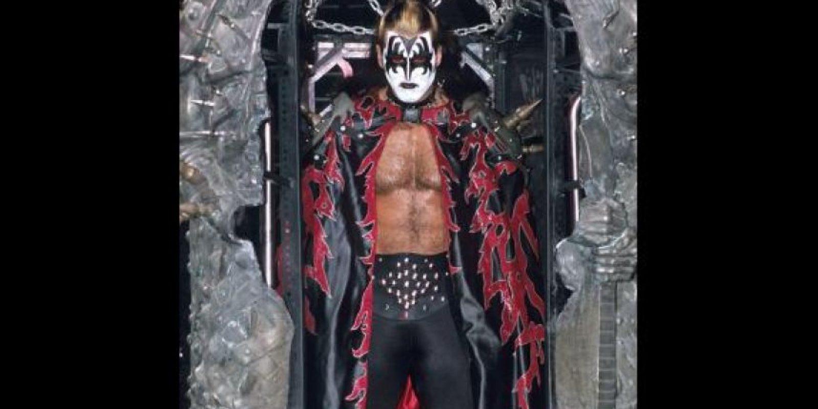 El Demonio KISS Foto:WWE