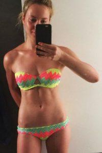 Es es una chica canadiense que vive en Francia Foto:Vía instagram.com/fitnessjourney1a