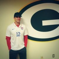 7. Aaron Rodgers (Green Bay Packers) Foto: Vía twitter.com/AaronRodgers12