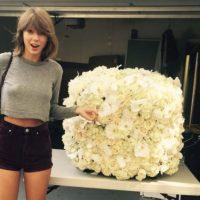 "2.4 millones de ""likes"" Foto:vía instagram.com/taylorswift"