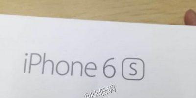 Fotos: Así sería la caja del nuevo iPhone 6s