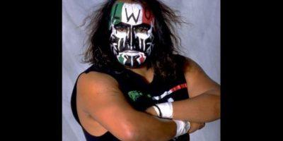 Utilizaba los colores de la bandera de México Foto:WWE