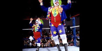 El pequeño Dink era amigo de Doink Foto:WWE