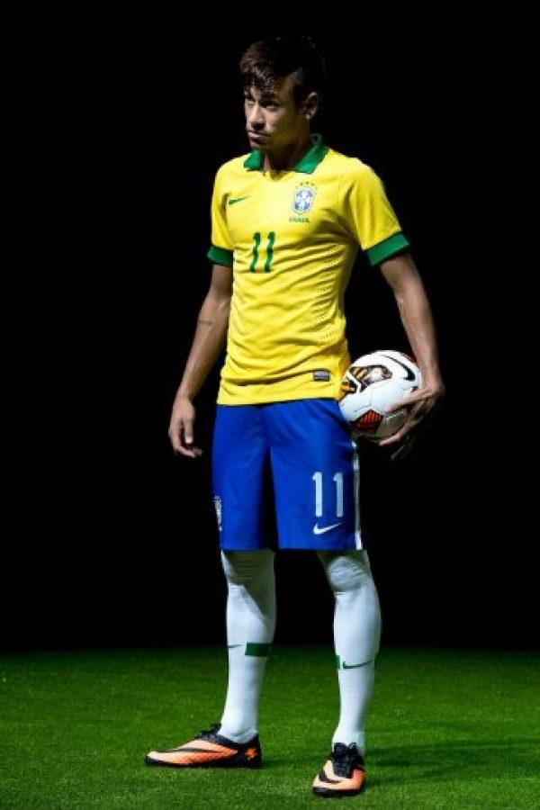 Neymar (Barcelona/Brasil) Foto:Getty Images