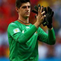 EQUIPO NIKE/ PORTERO: Thibaut Courtois (Chelsea/Bélgica) Foto:Getty Images