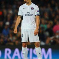 Zlatan Ibrahimovic (PSG/Suecia) Foto:Getty Images