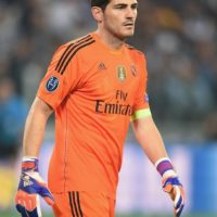 3. Iker Casillas Foto: Getty Images
