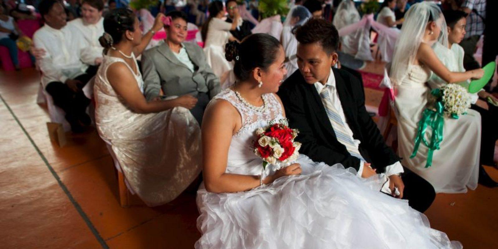 La Iglesia Católica no reconoce los divorcios civiles, únicamente cree en las las uniones matrimoniales santificadas. Foto:Getty Images