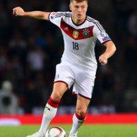 Toni Kroos (Real Madrid/Alemania) Foto:Getty Images