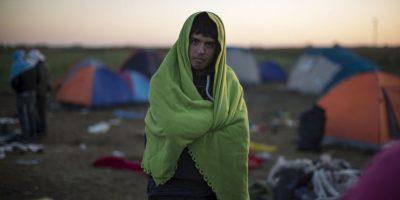 23 países de la Unión Europea han comenzado a ayudar a los refugiados. Foto:Getty Images