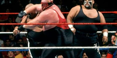 The Headhunters Foto: WWE