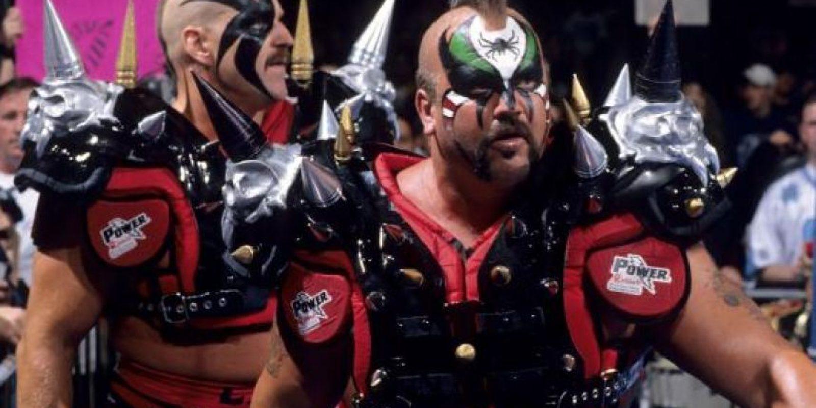 Hawk y Animal Foto:WWE