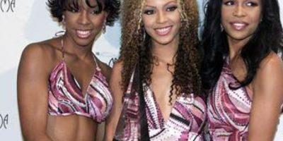 Beyoncé nunca dejó su pelo rubio. Sus tonos eran chillones. Foto:vía Getty Images