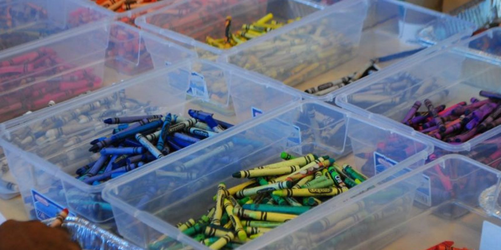 Foto:Vía Facebook.com/thecrayoninitiative