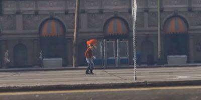 """Video: """"Mario Bros."""" se vuelve violento en """"Grand Theft Auto"""""""