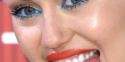 Hasta lo que comió. Foto:vía Celebrity Closeup/Tumblr