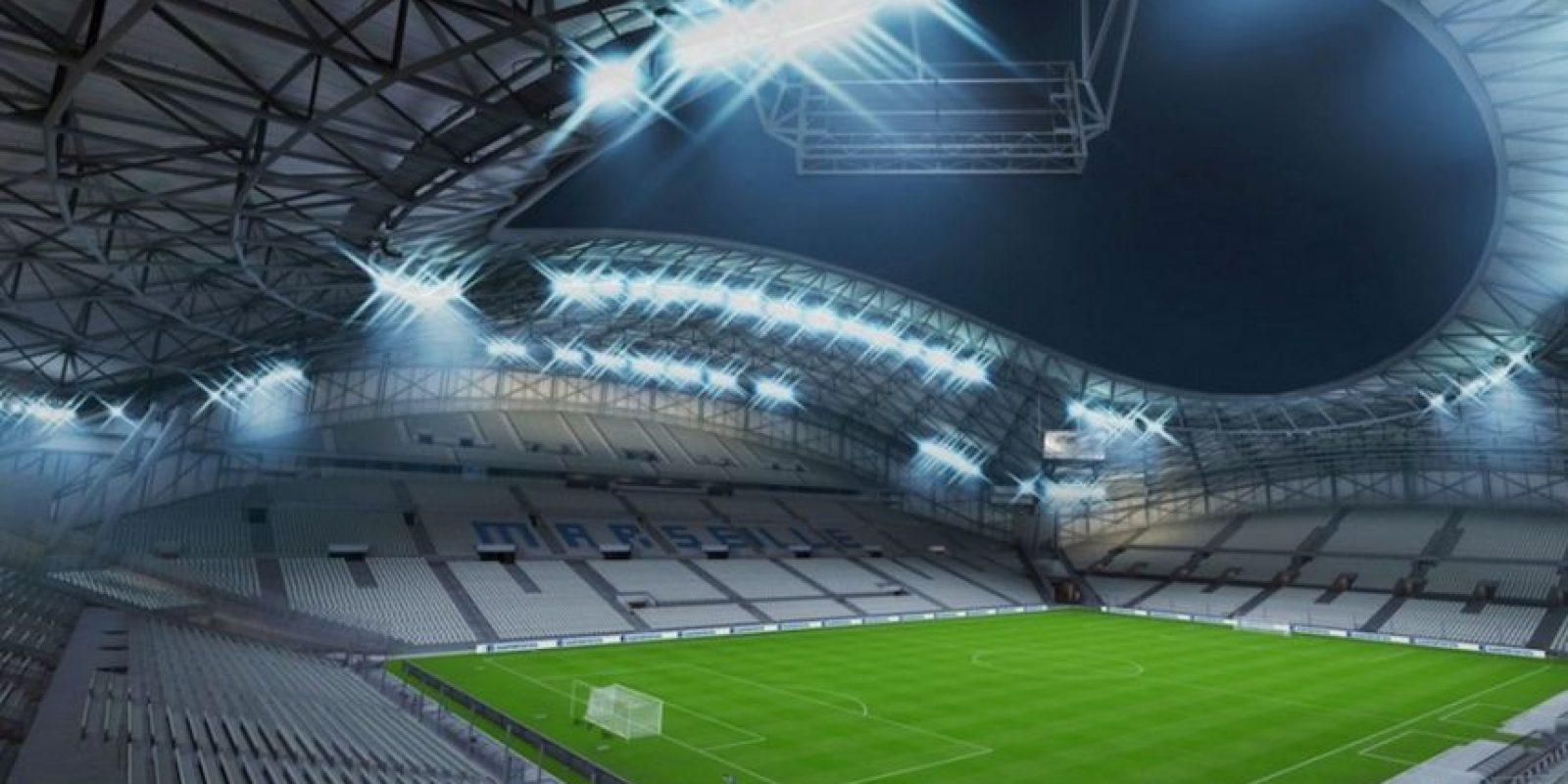 Stade Vélodrome (Olympique de Marsella, Ligue 1) Foto:EA Sports