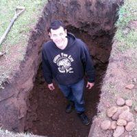 Esta no es la primera vez que Antony Britton fracasa en sus intentos de escape. Foto:Vía Twitter @AntonyBritton