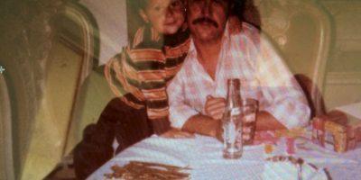 Fotos: Hijo de Pablo Escobar cuenta cómo fue vivir con su temido padre