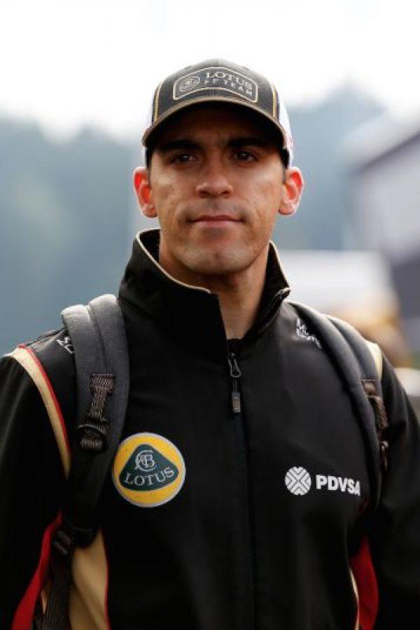 11. Pastor Maldonado (Lotus): 4.5 millones de dólares. Foto:Getty Images