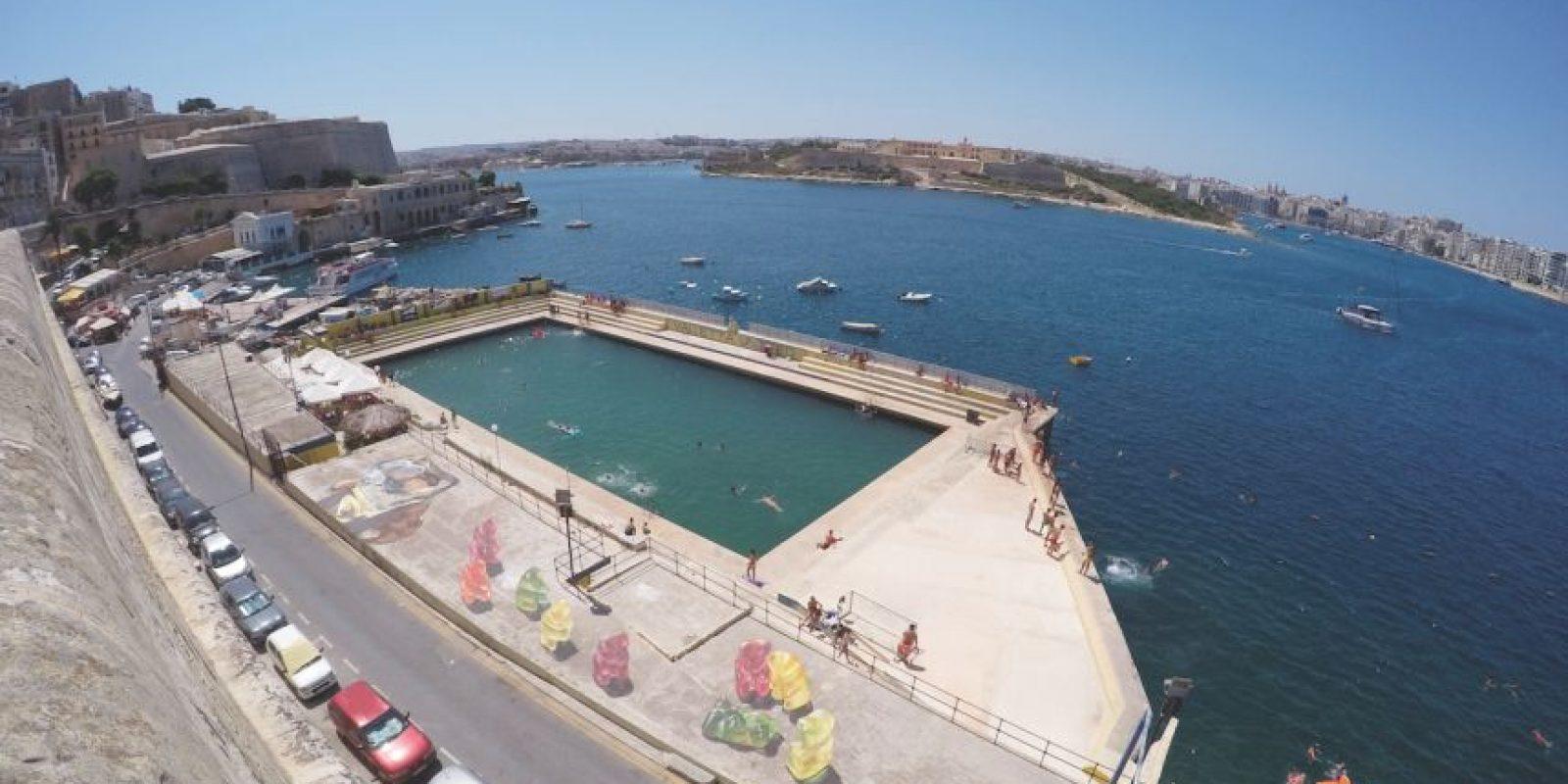 Tienen que ser vistos desde al menos 10 metros de alto para tener la perspectiva correcta. Foto:Vía Streetpainting3D.com
