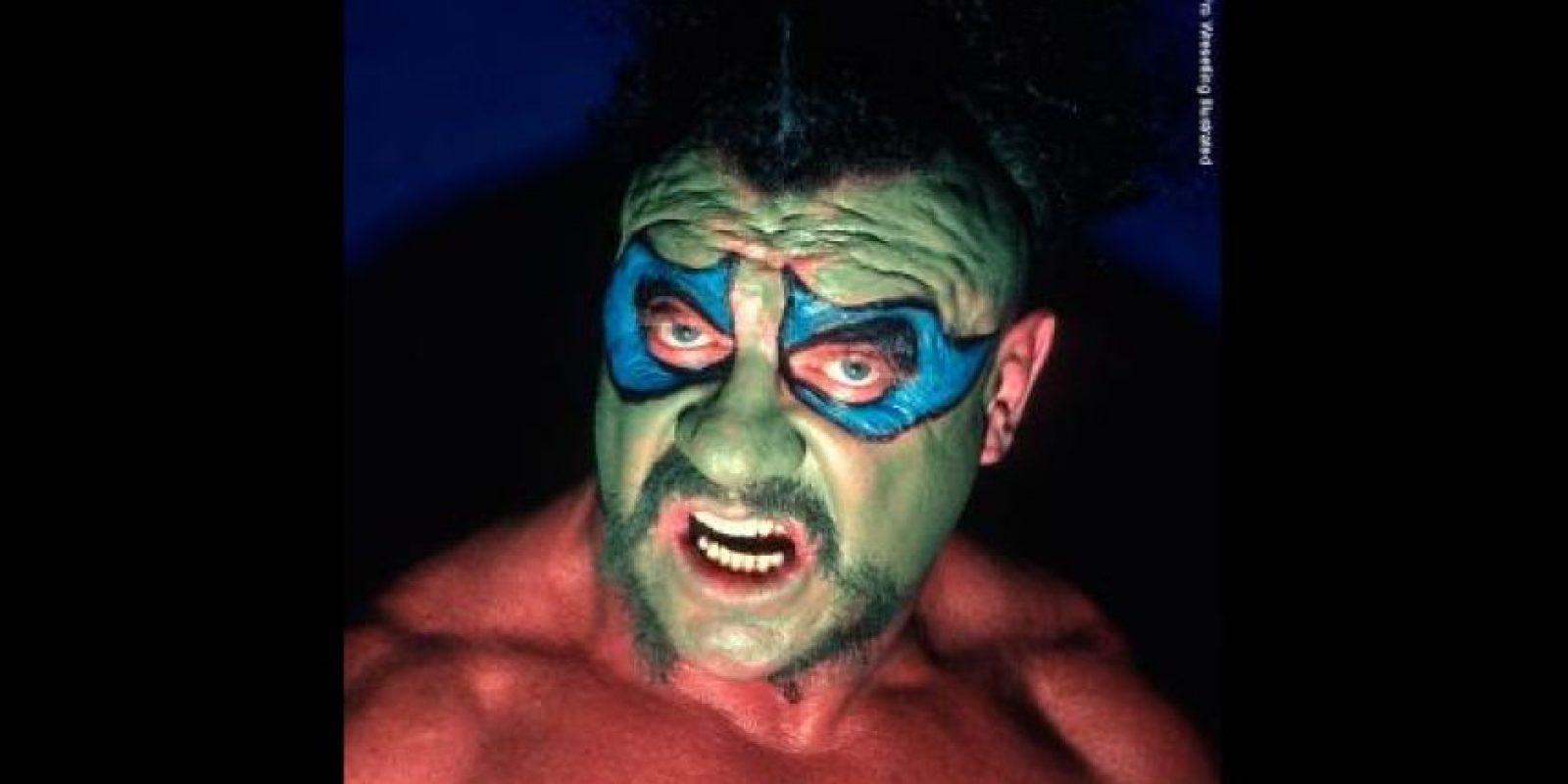 The Missing Link hizo su aparición en 1985 Foto:WWE