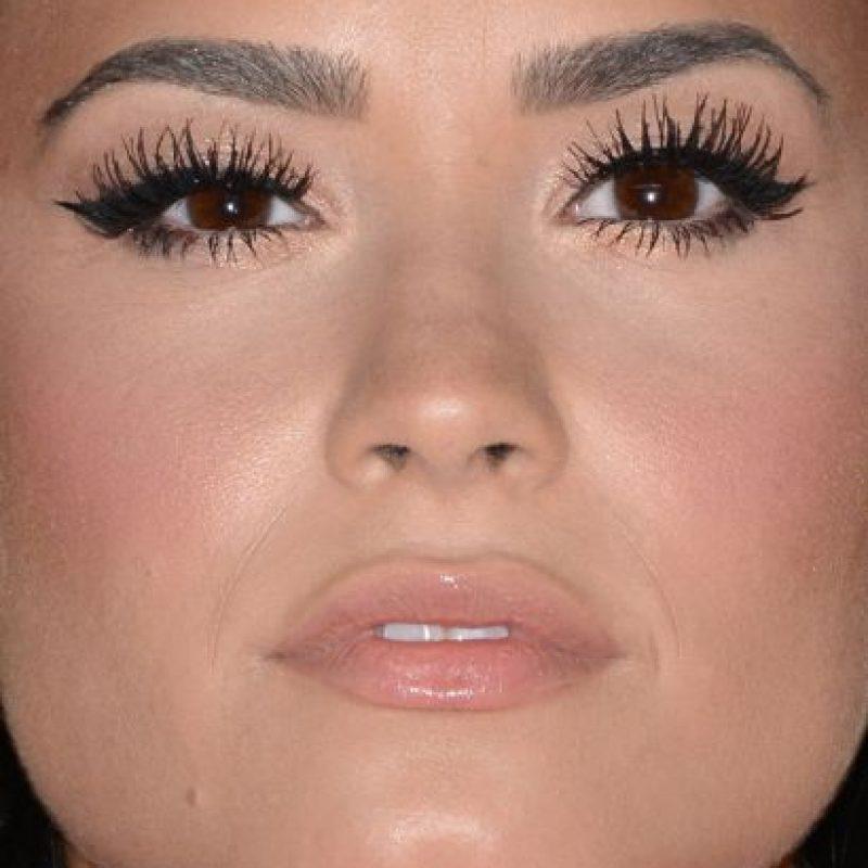 Sus arrugas. Foto:vía Celebrity Closeup/Tumblr