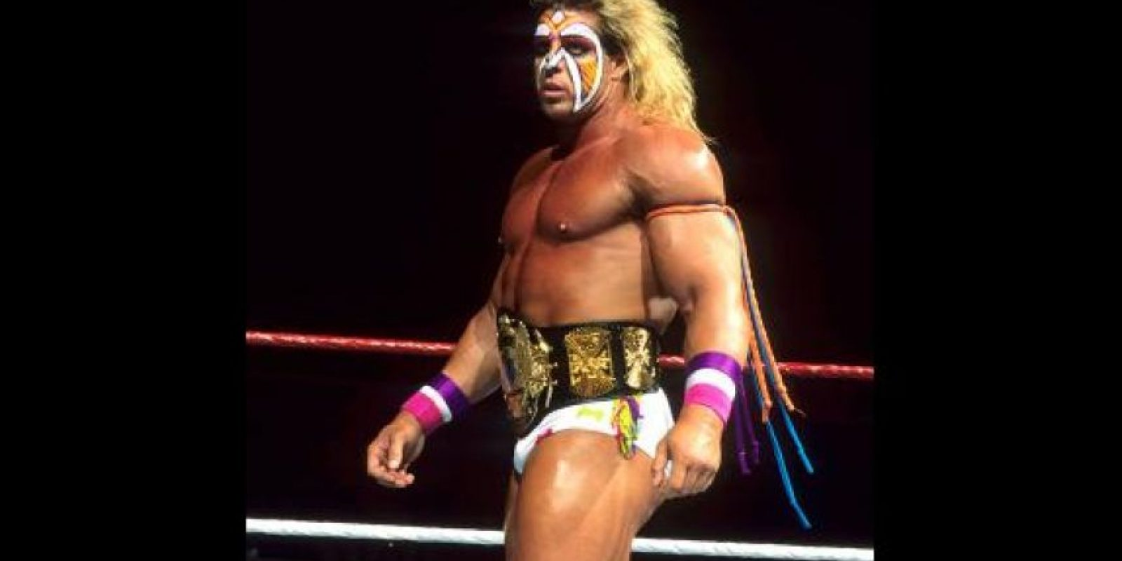 The Ultimate Warrior Foto: WWE