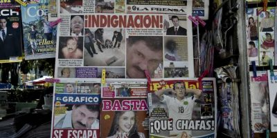 Es una de las noticias que marcó el año en México y el mundo Foto:AFP