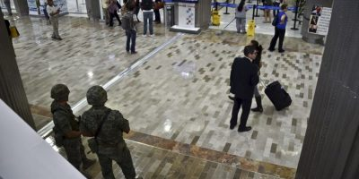 Actualmente es uno de los hombres más buscados Foto:AFP