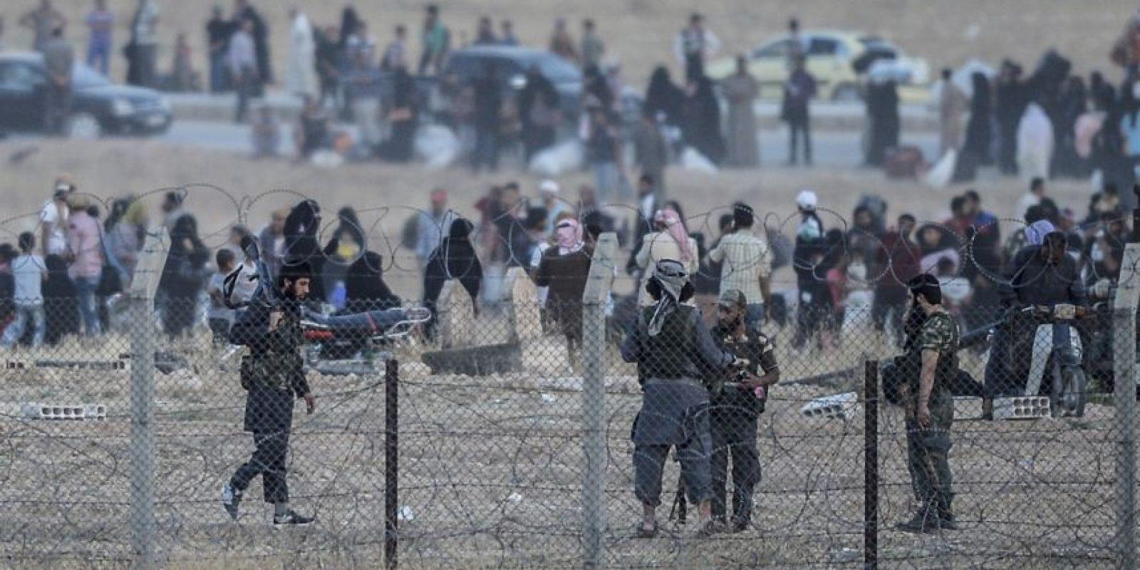 """""""La estrategia encabezada por Estados Unidos Foto:AFP"""