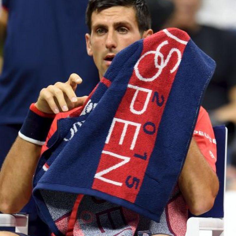 1. Novak Djokovic (Serbia) Foto:AFP