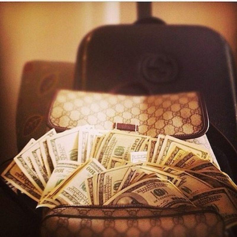 8. El dinero que les sobra Foto:Instagram.com/explore/tags/narco/
