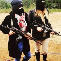 1. Mujeres en el crimen organizado Foto:Instagram.com/explore/tags/narco/