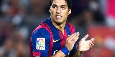 Luis Suárez, futbolista del Barcelona Foto:Getty Images