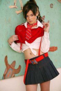 """La también estrella de la telenovela """"Rebelde"""" ahora tiene 23 años y es madre de dos pequeños. Foto:Televisa"""