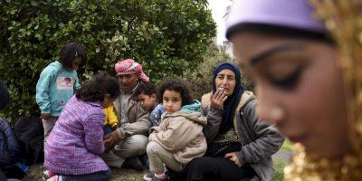 Las familias que ahora quieren abandonar el país llegaron en octubre de 2014. Foto:AP