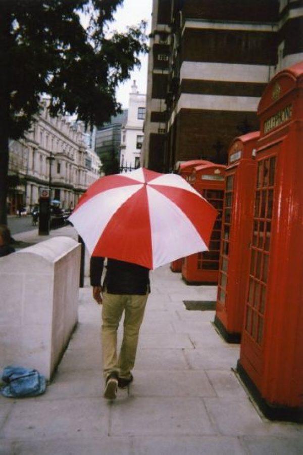 """London Calling"" ilustra el mes de abril Foto:Cafe Art – XO"