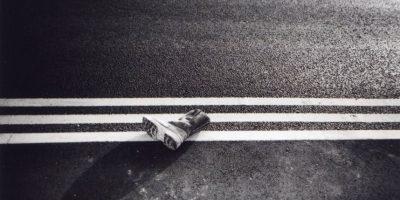"""""""Bota izquierda"""": es la imagen del mes de septiembre en el calendario Foto:Cafe Art –"""