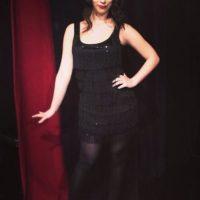 Ahora tiene 24 años y es una actriz de teatro. Foto:vía instagram.com/_mariachacon_