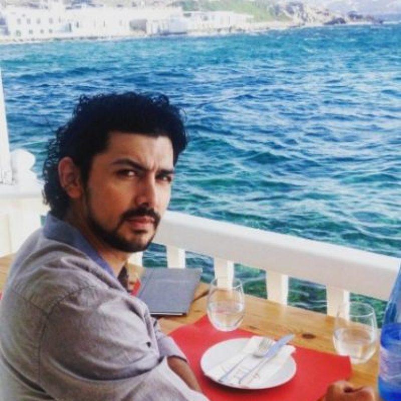 El actor tiene 23 años y sigue participando en telenovelas. Foto:https://vía instagram.com/miguelmartinezoficial