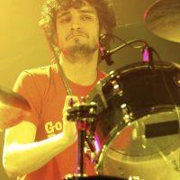Desde 2001 se convirtió en el baterista de la banda Foto:Getty Images