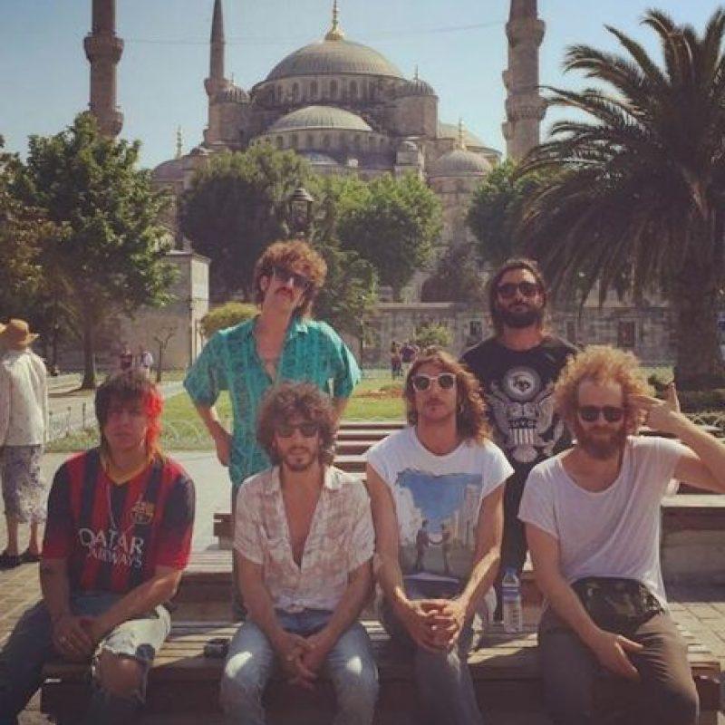 Actualmente tiene 37 años, está casado con Julie Joslin toca con la banda The Voidz. Foto:vía twitter.com/Casablancas_J