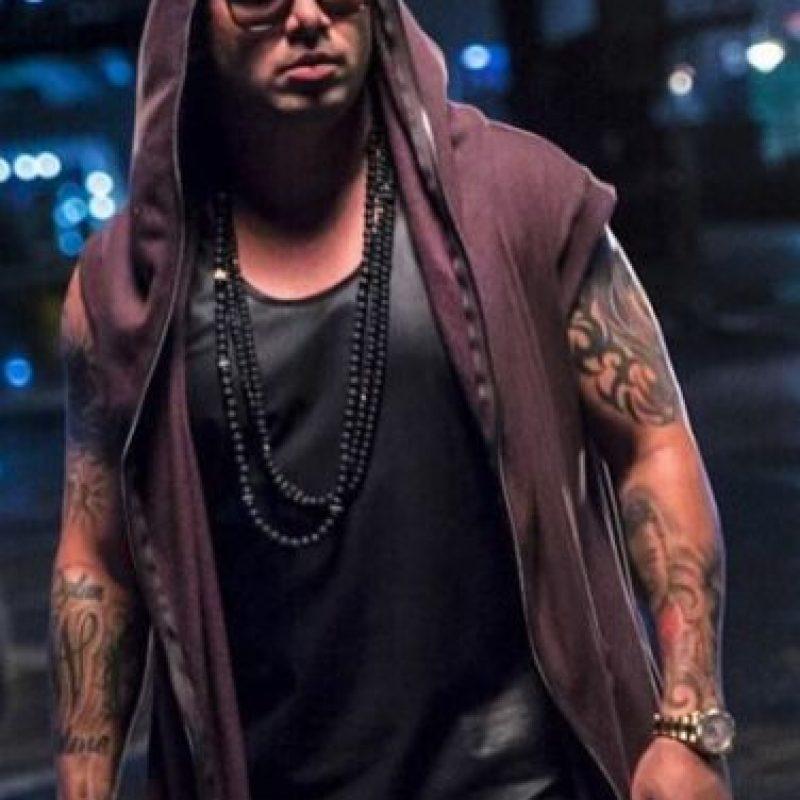 Wisin saltó a la fama por su colaboración en el dueto de reggaeton Wisin y Yandel. Foto:vía instagram.com/wisin